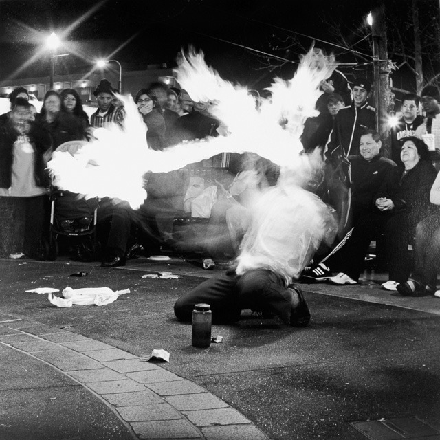 Fire Breather, 2009