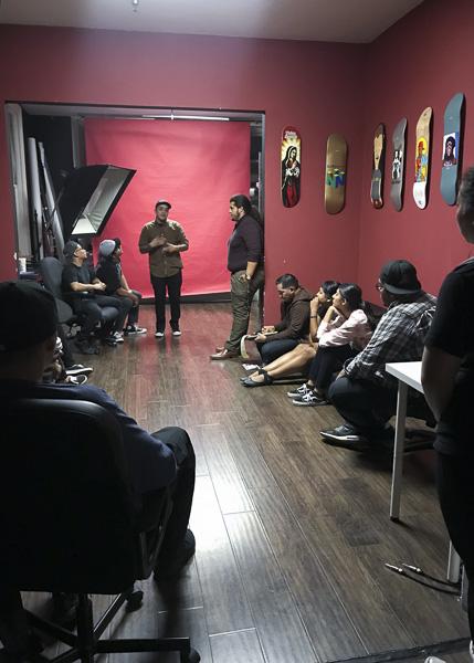 Studio Visit- Giant