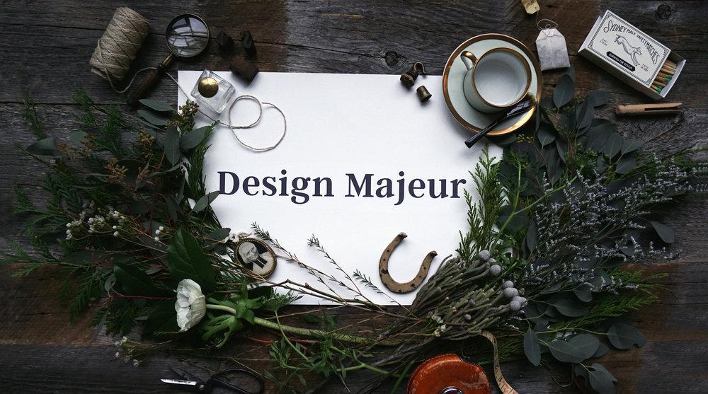 Design Majeur Vignette