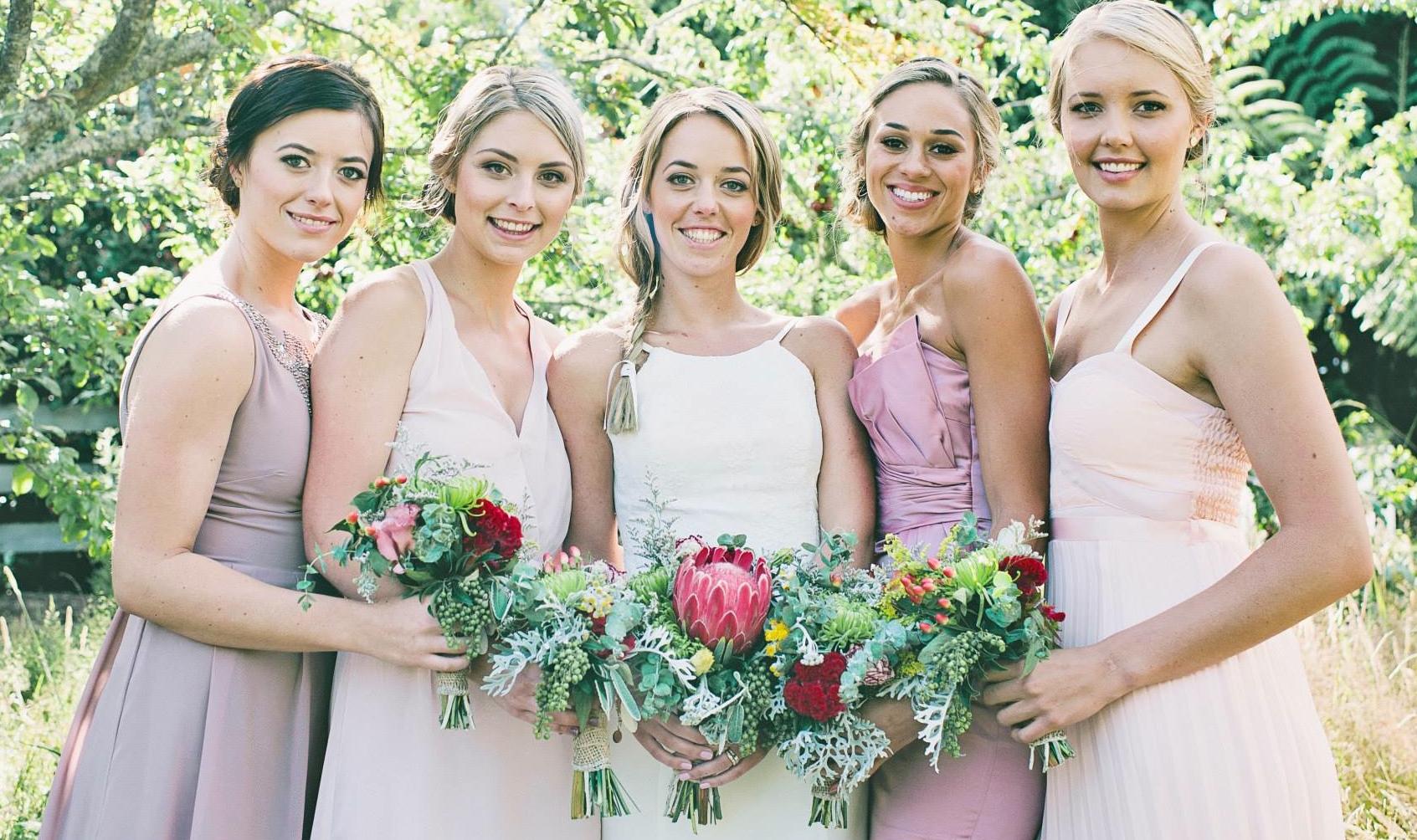 Bridal makeup in Berkeley