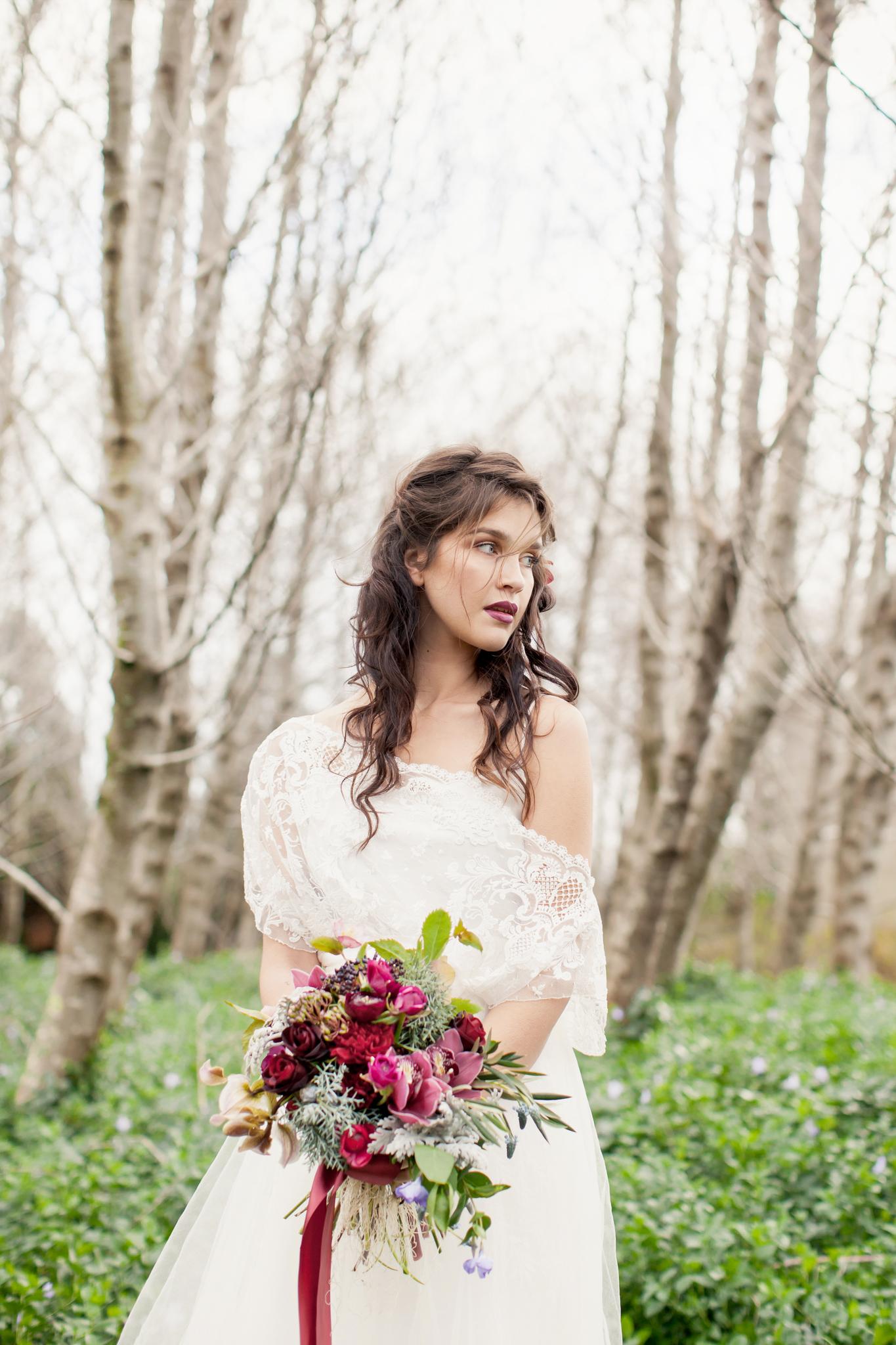 Bridal Makeup in Tahoe