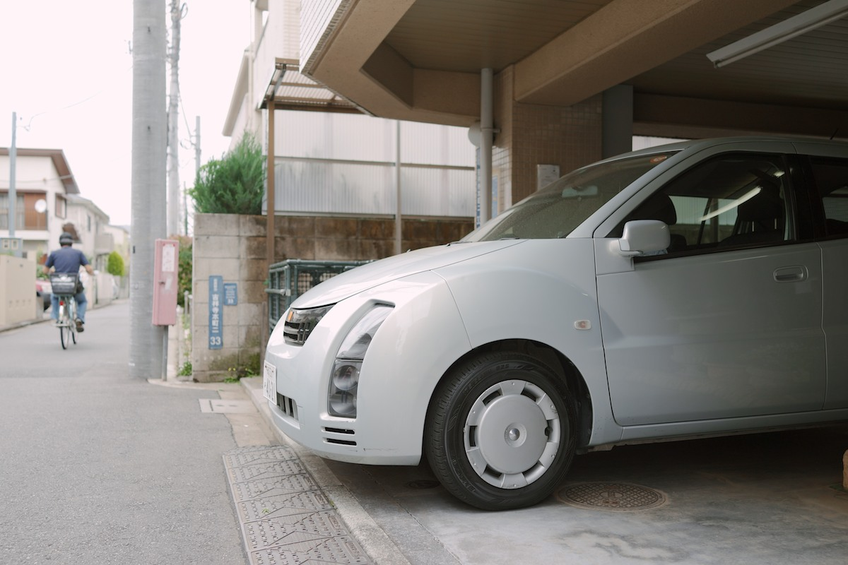 An unusual car called the Cypha sold briefly under a Toyota sub-brand called WiLL.
