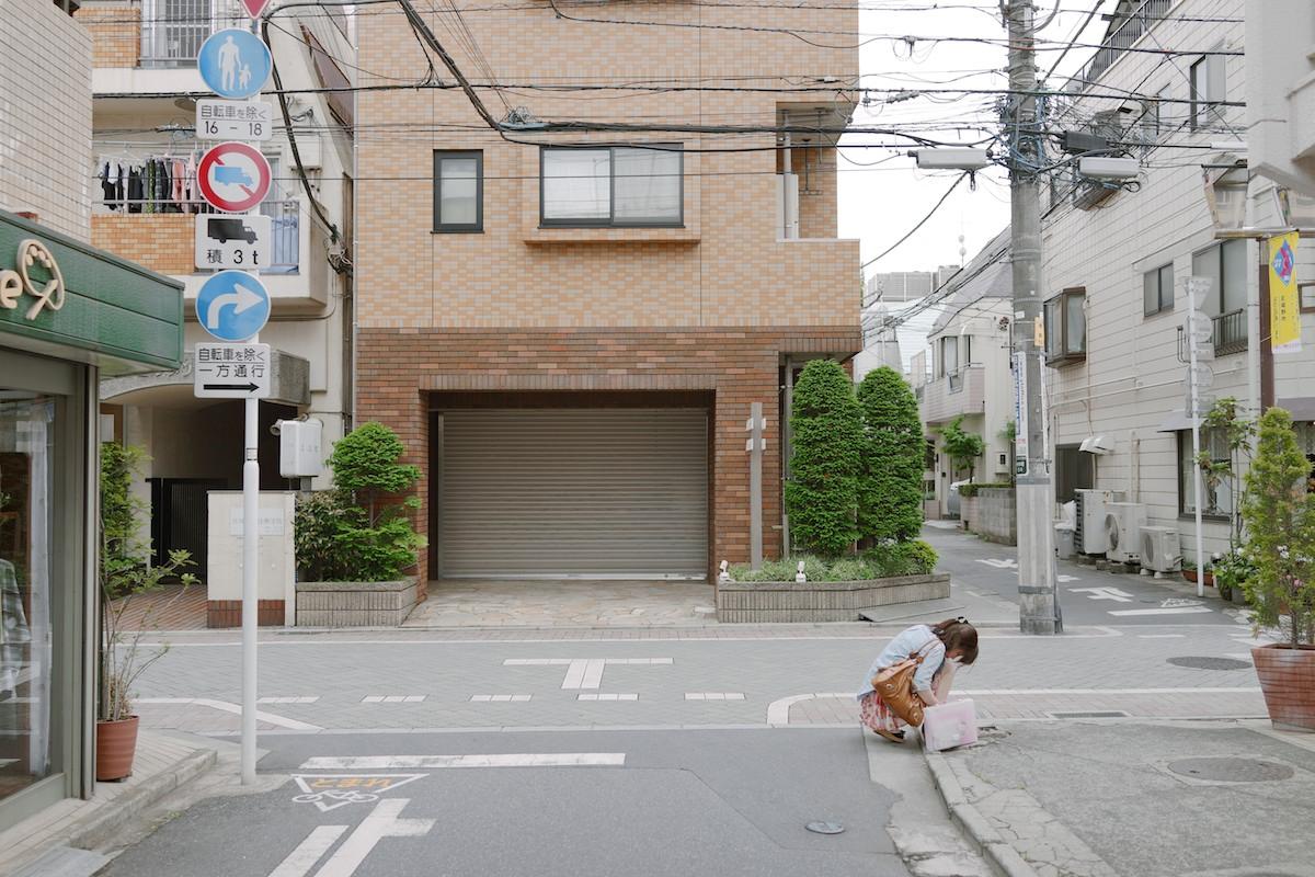 Neighborhood streets of Kichijōji.