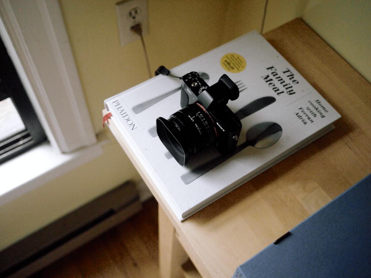 Shot with the Panasonic GF1