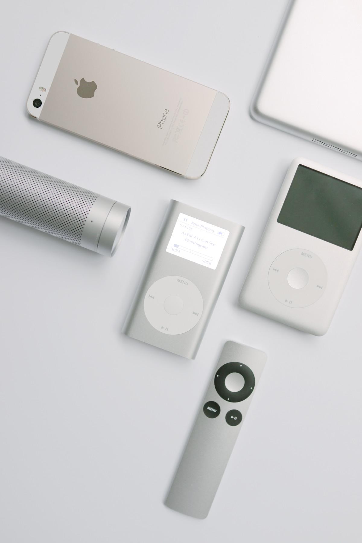 iPod mini — Minimally Minimal