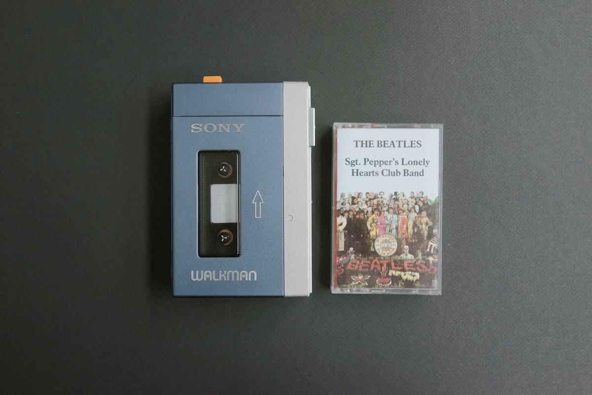 Sony Walkman Tps L2 Minimally Minimal