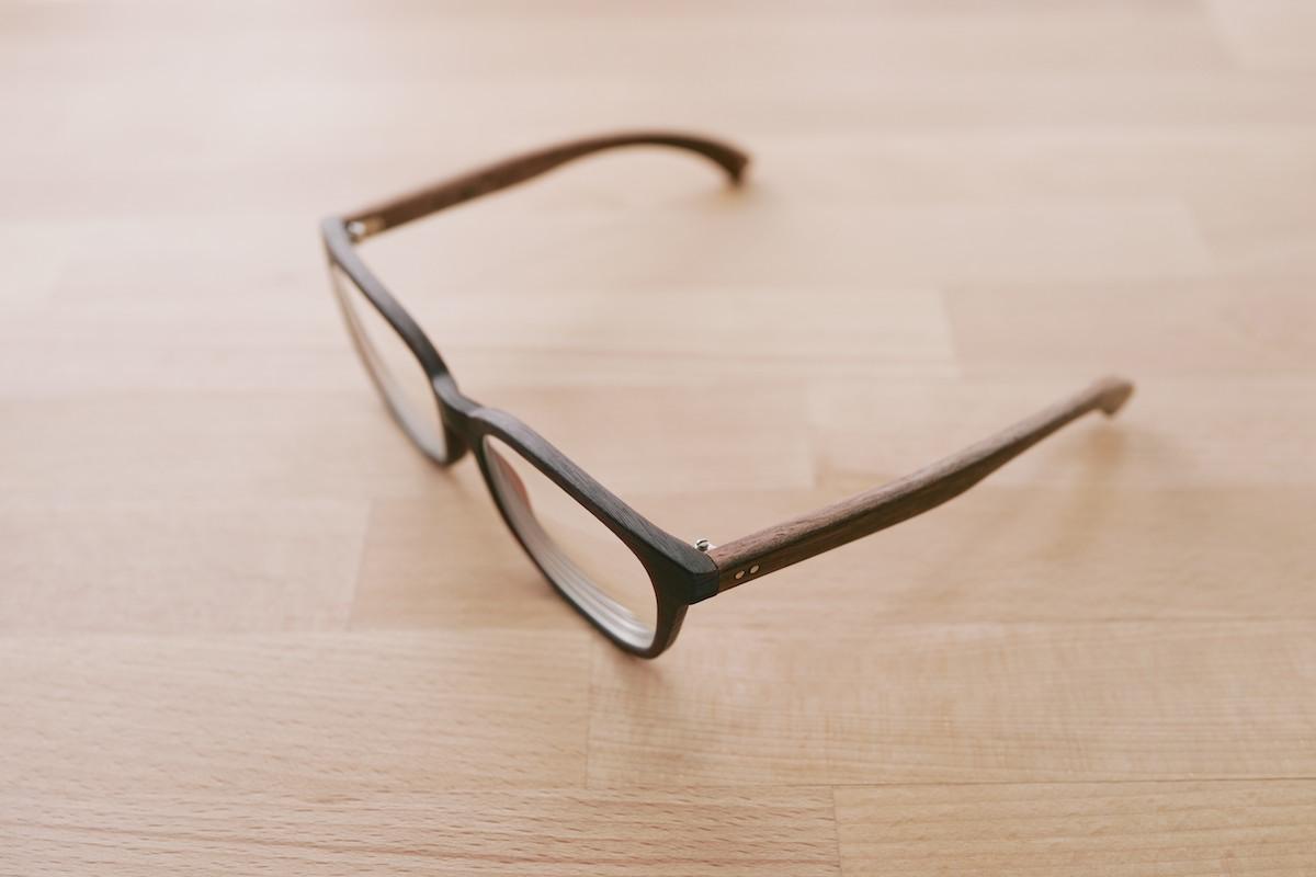 Ozeal Glasses Sagawa Fuji Cedars