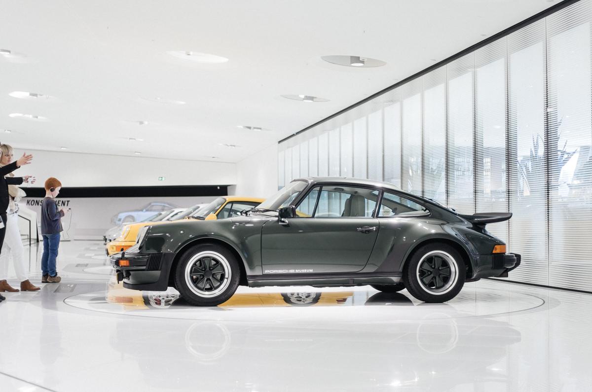 Porsche Museum Mercedes Benz Museum Minimally Minimal