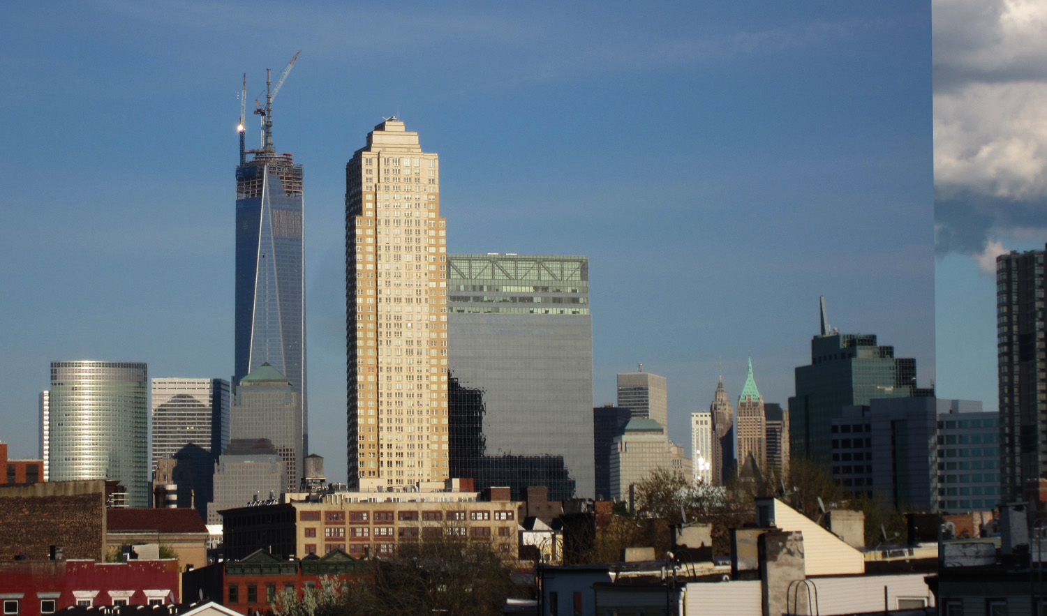 World Trade Center, 2013