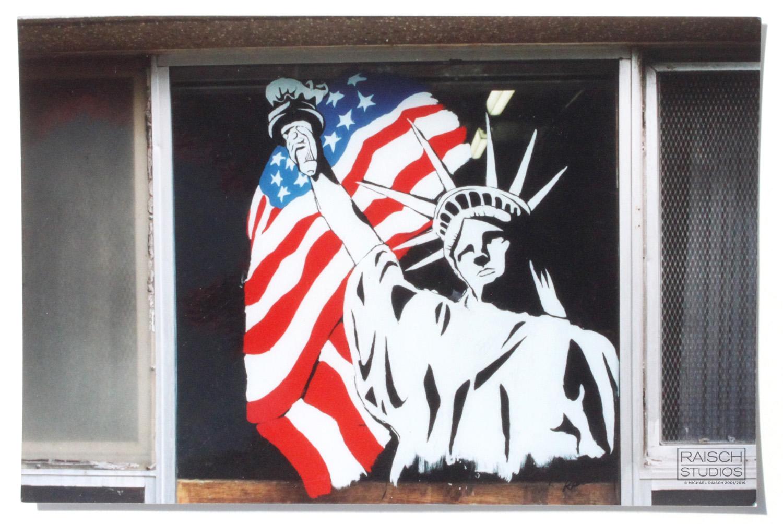 Final September 11th Memorial Painting
