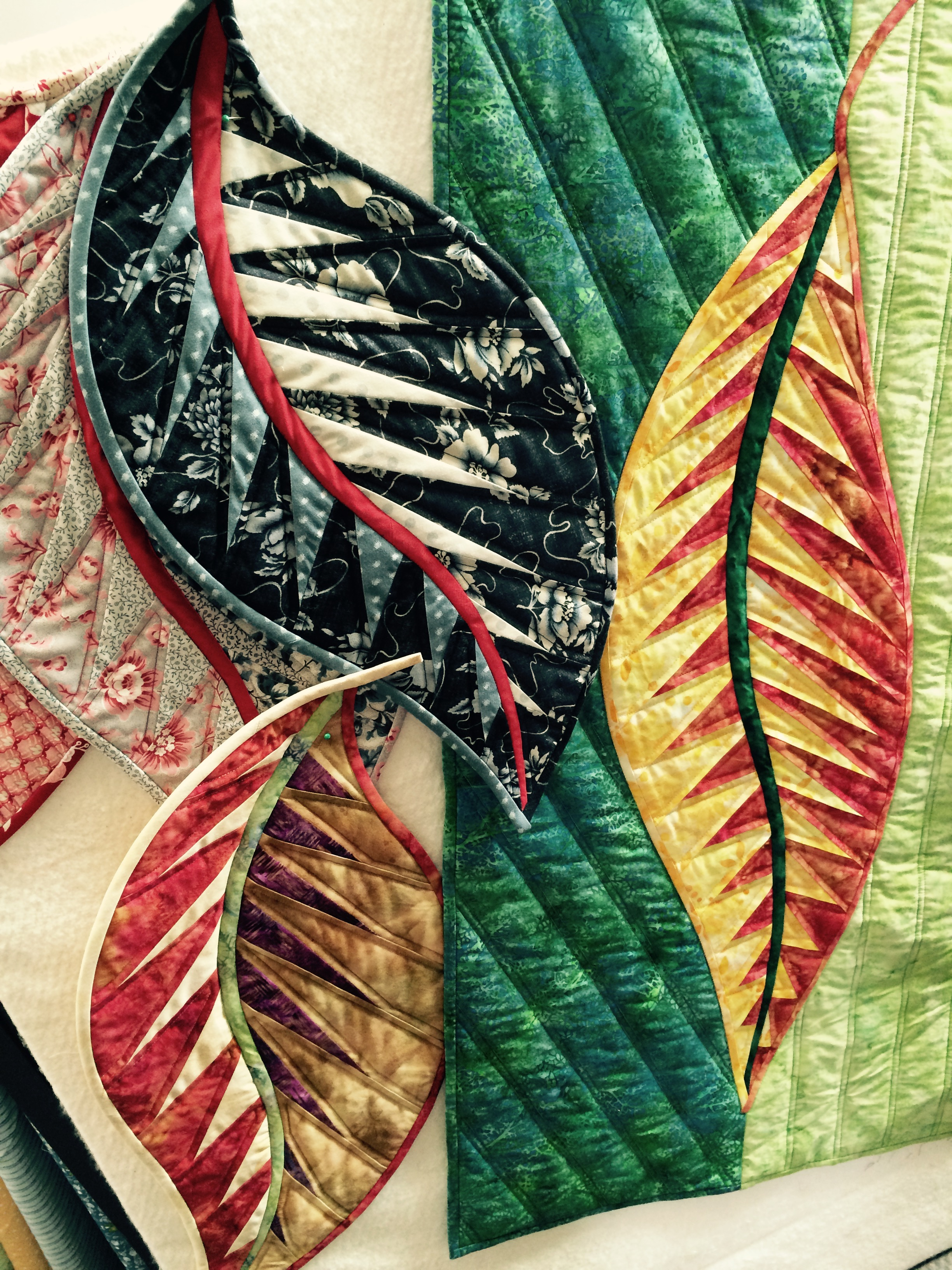 'Leaf' placemats, or 'One' table runner.