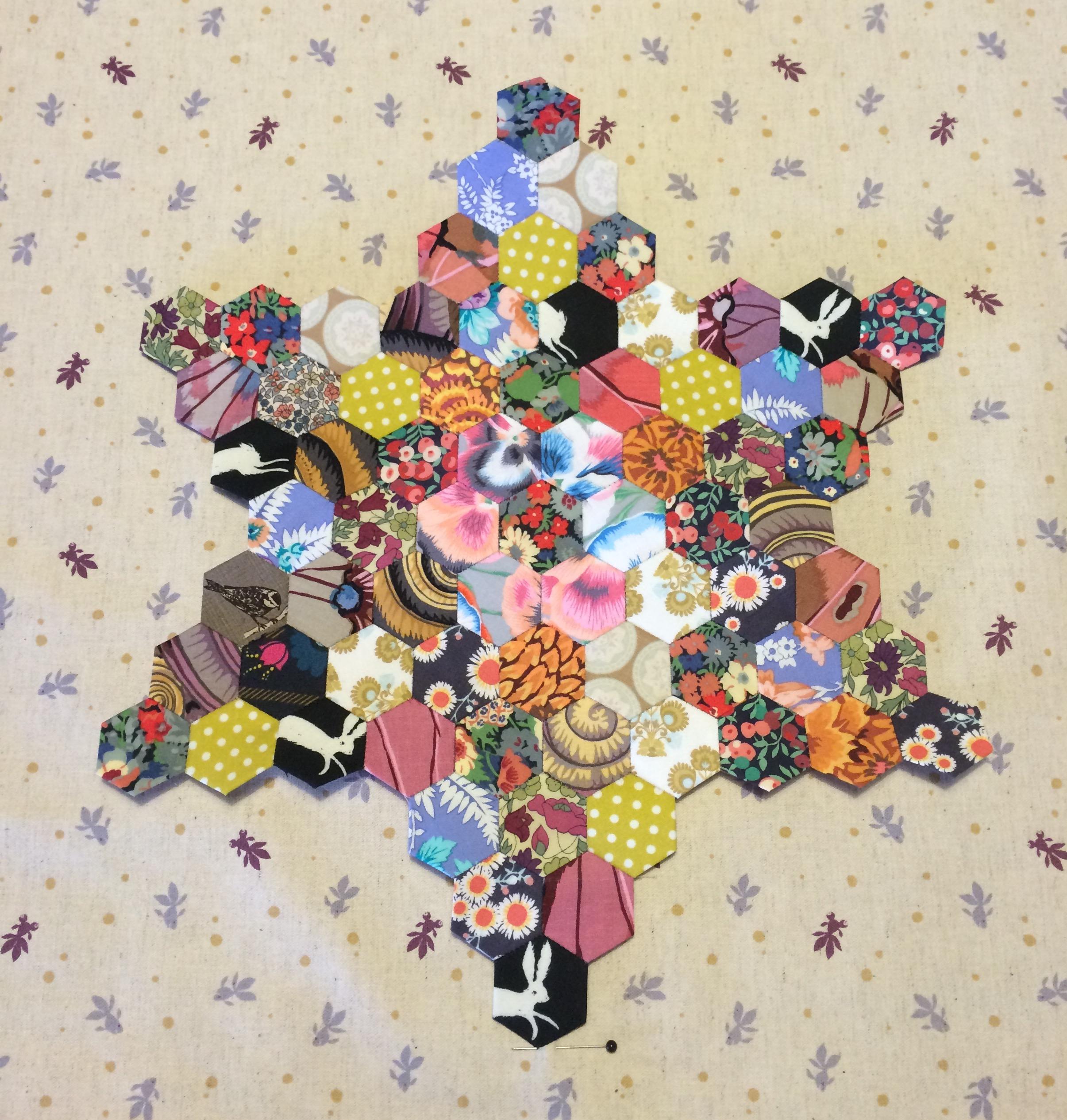a-hexagon-star