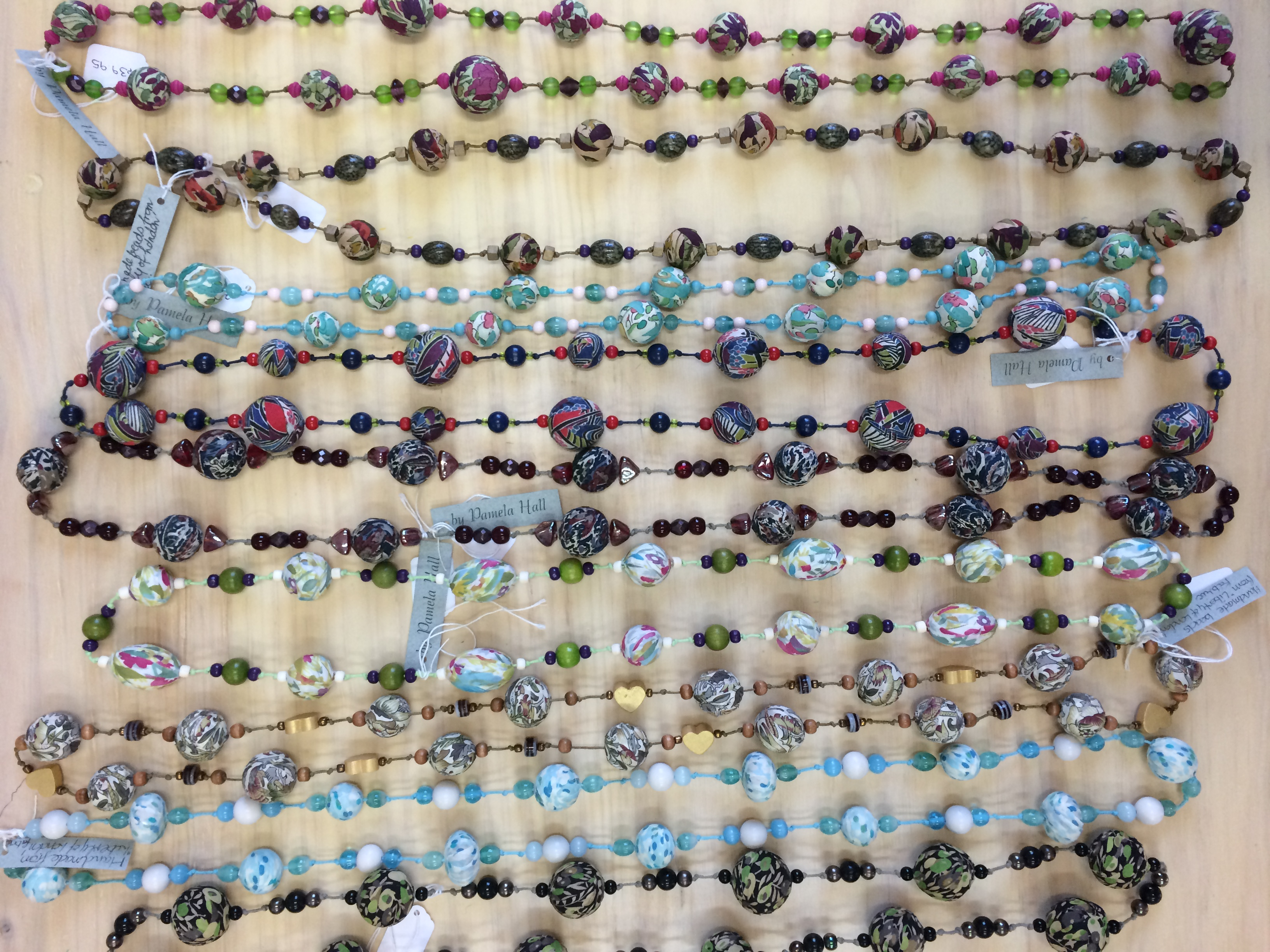 liberty necklaces