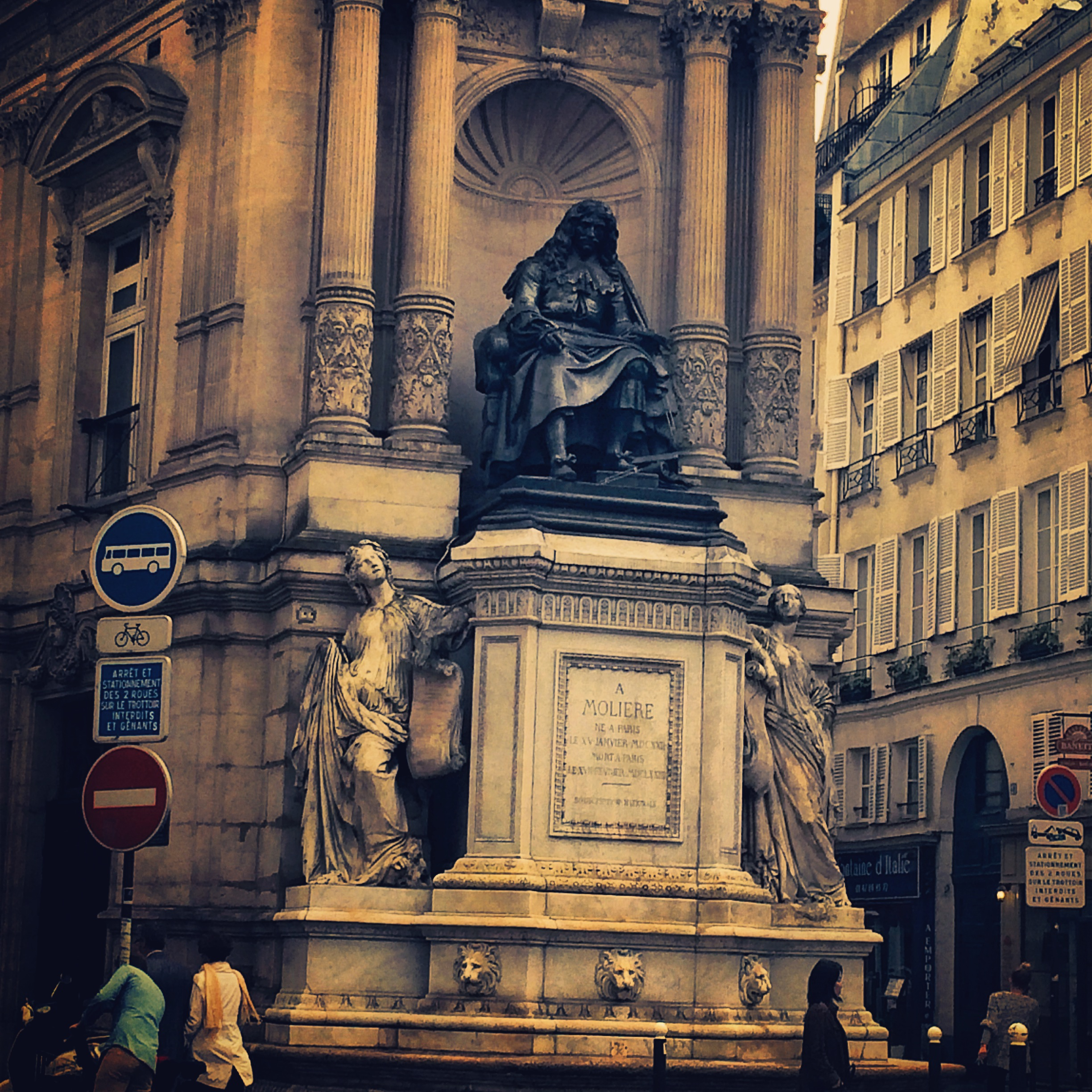 fontaine-moliere