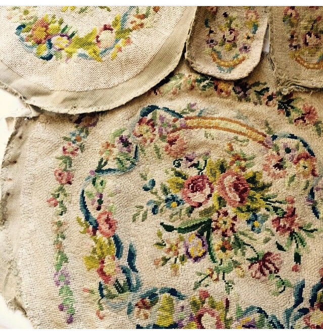 Old French tapestries bought in Caussade