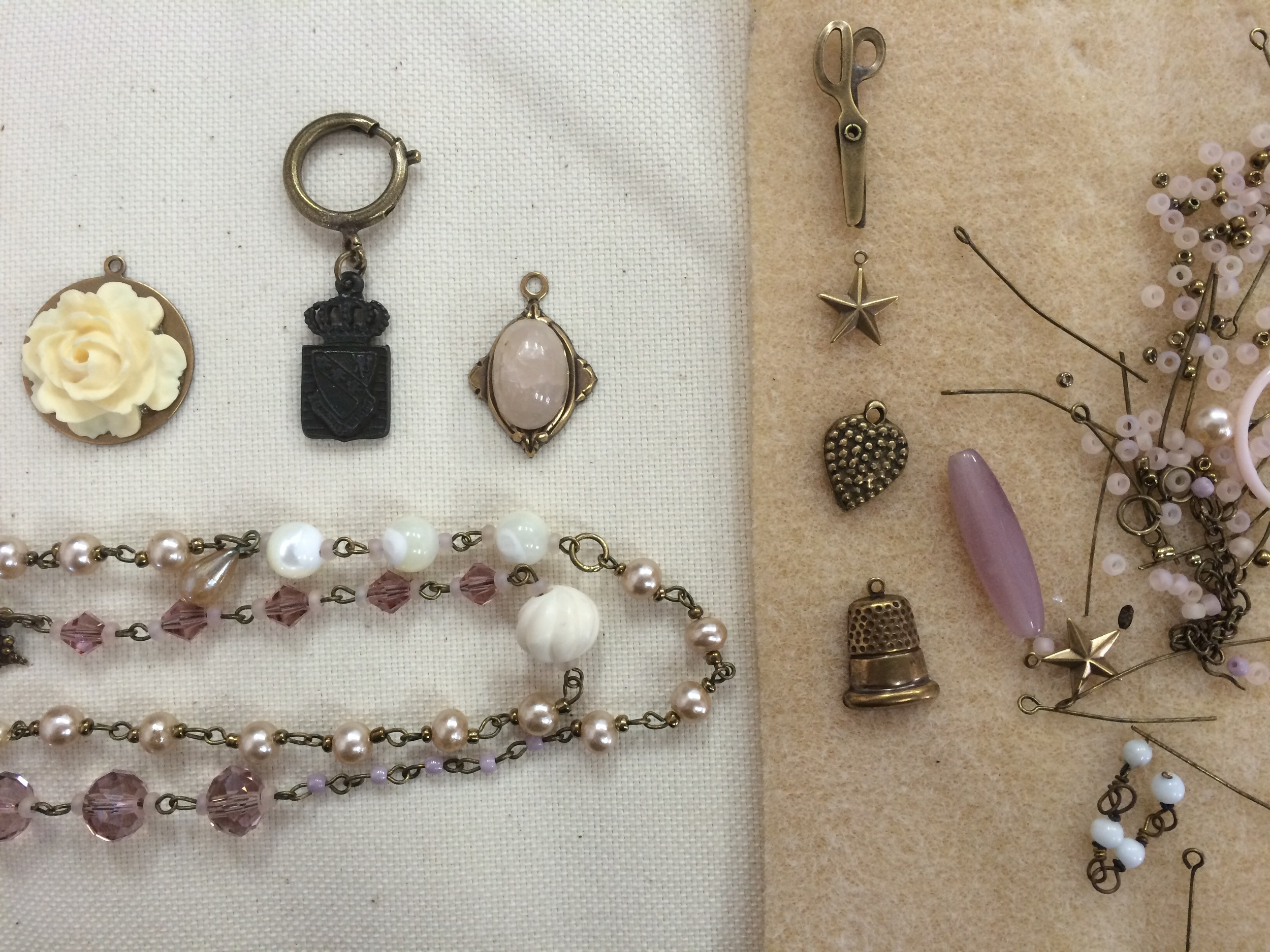 french general jewellery making