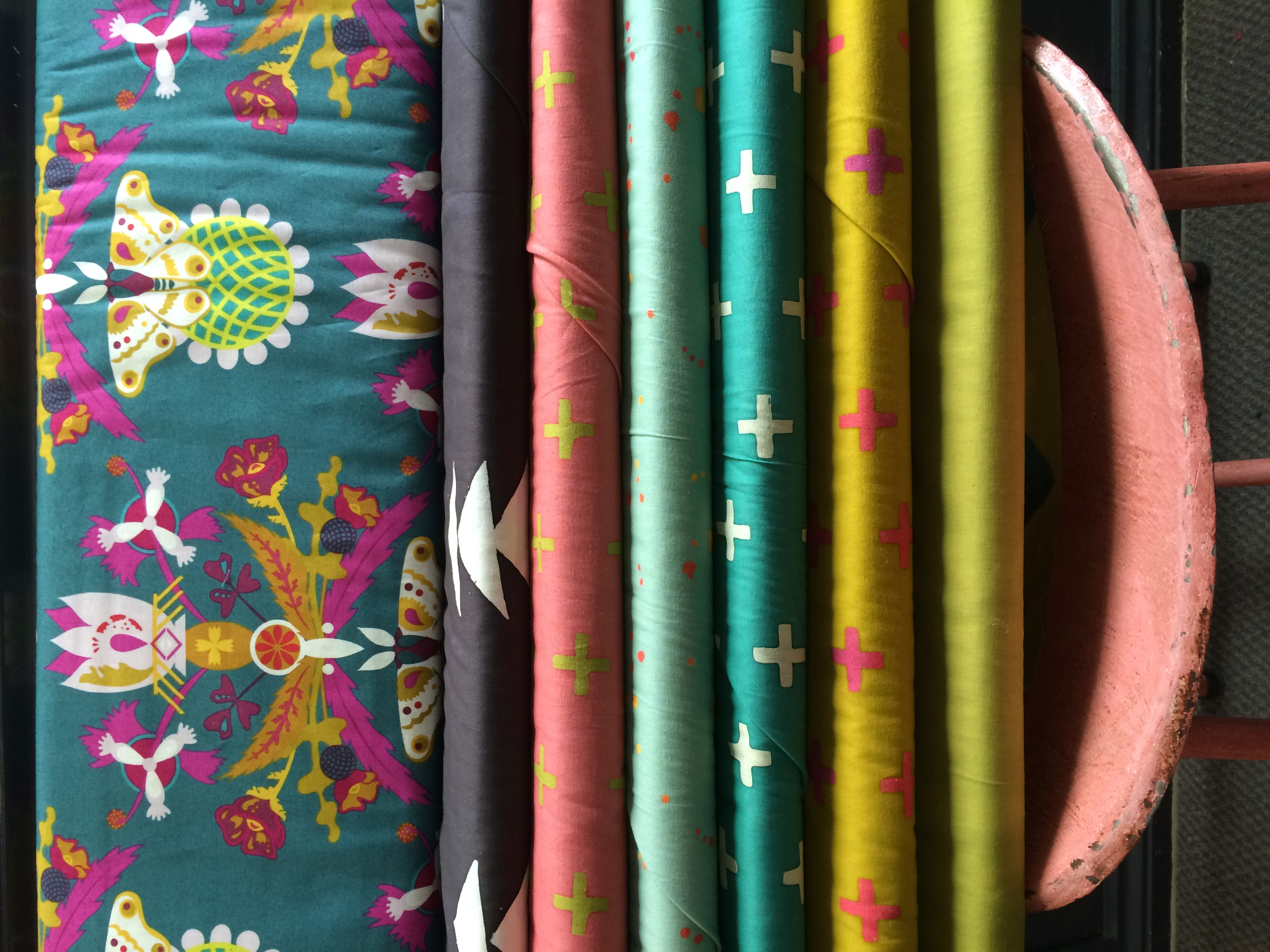 Previous Alison Glass fabrics