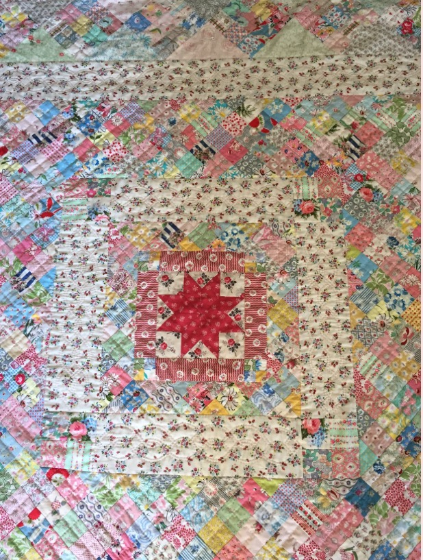 Hedgerow quilt