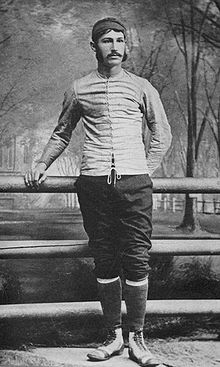 Walter Camp in 1878