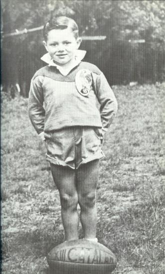 The greatest league to union convert? The young Jo Maso, who played for XIII Catalan before becoming a France union international, national team manager and IRB Hall of Famer. (credit: www.anciensrugbymen21.com)