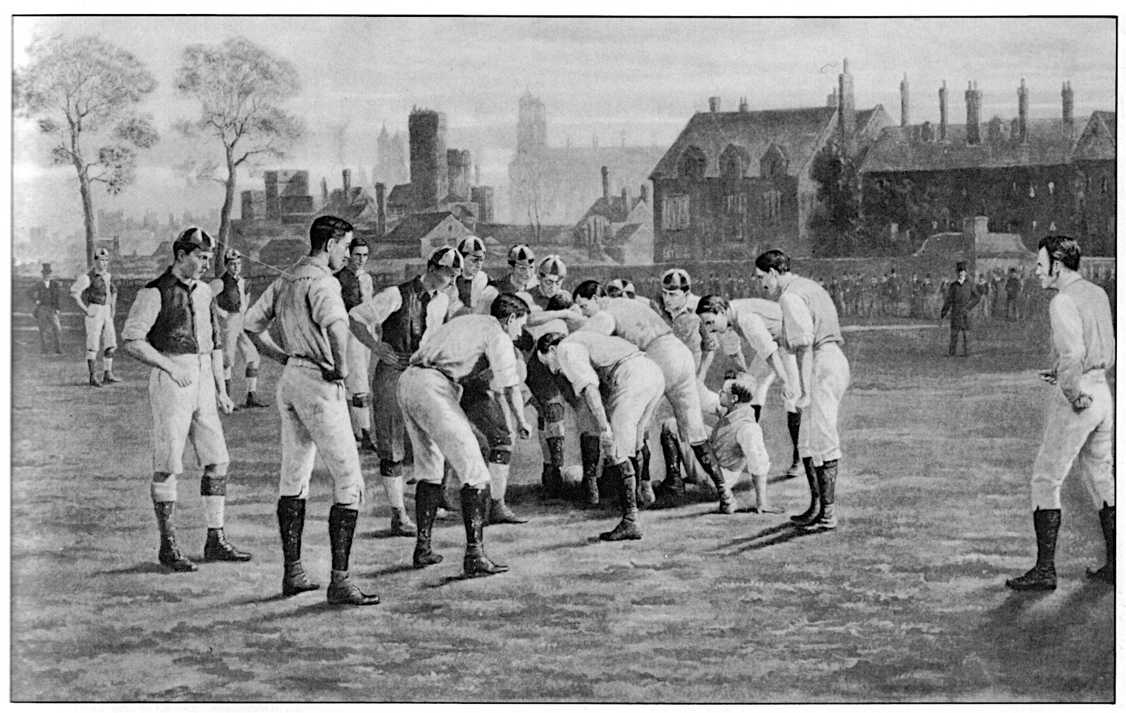 Eton Field Game 'Bully'