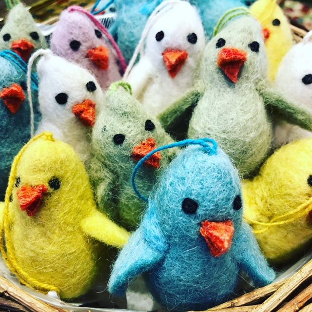 - Easter Is Fast Approaching!Pop in and see the full range of Easter decorations and gifts.