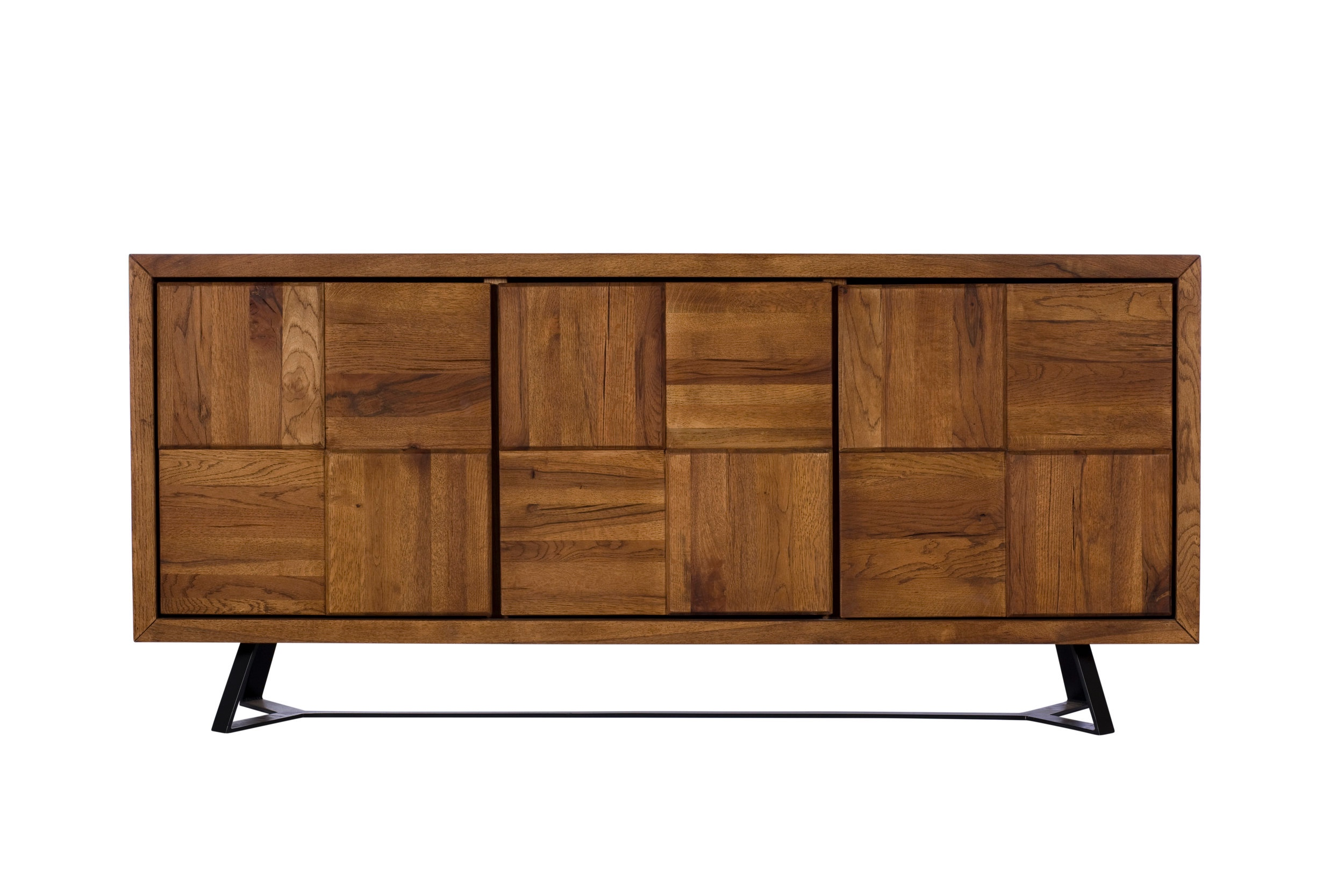 Starburst Three Door Sideboard
