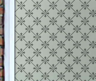 Repeat Pattern 014 – Etched Glass Windows