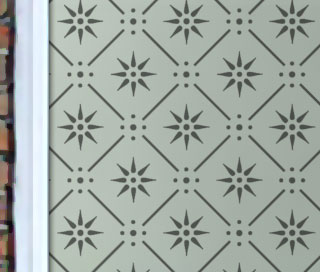 Repeat Pattern 015 – Etched Glass Windows