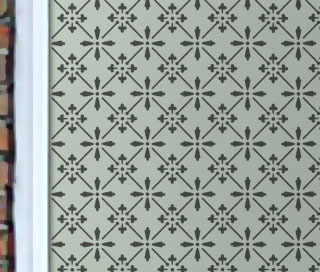 Repeat Pattern 021 – Etched Glass Windows