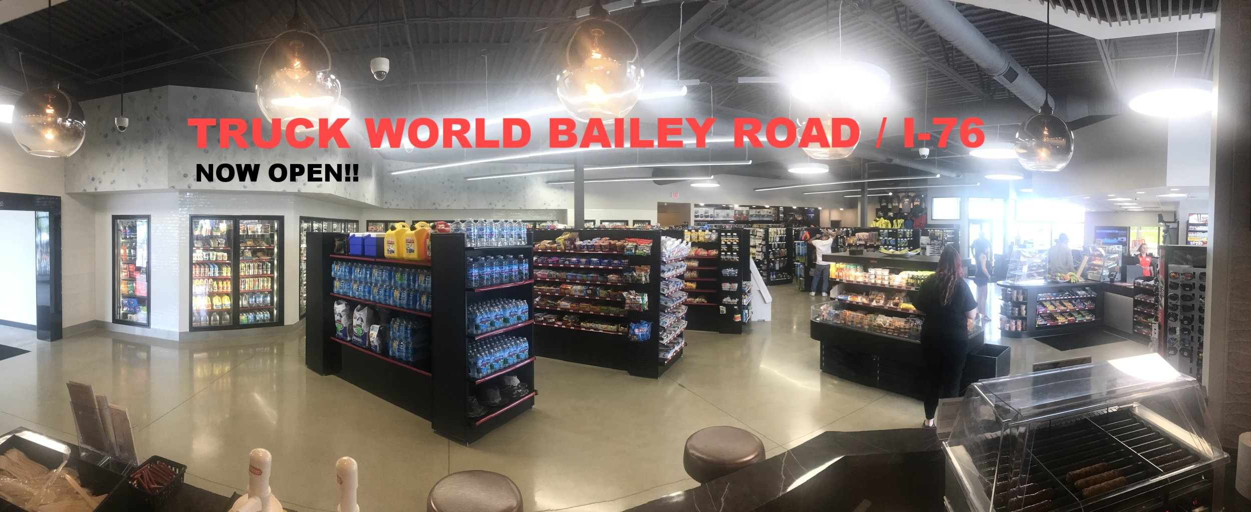 TRUCK WORLD BAILEY ROAD