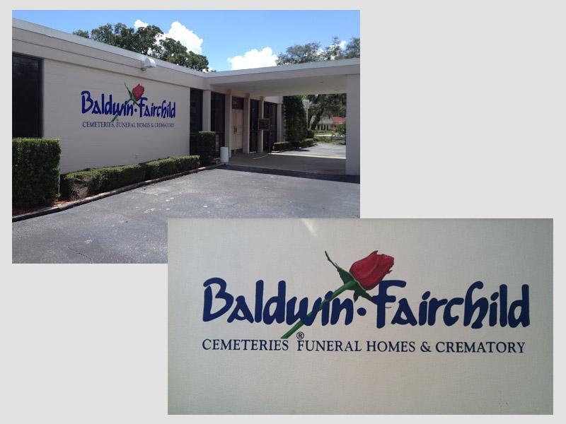 Baldwin Fairchild Logo