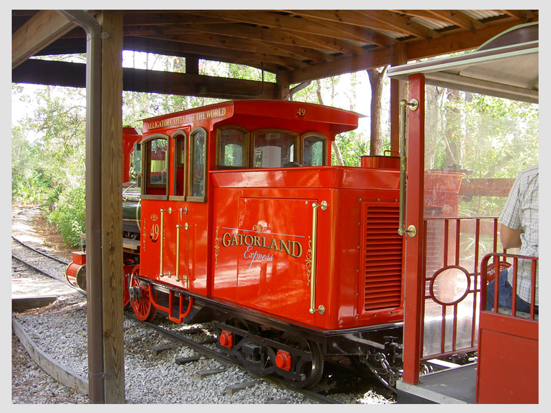 Gatorland Train