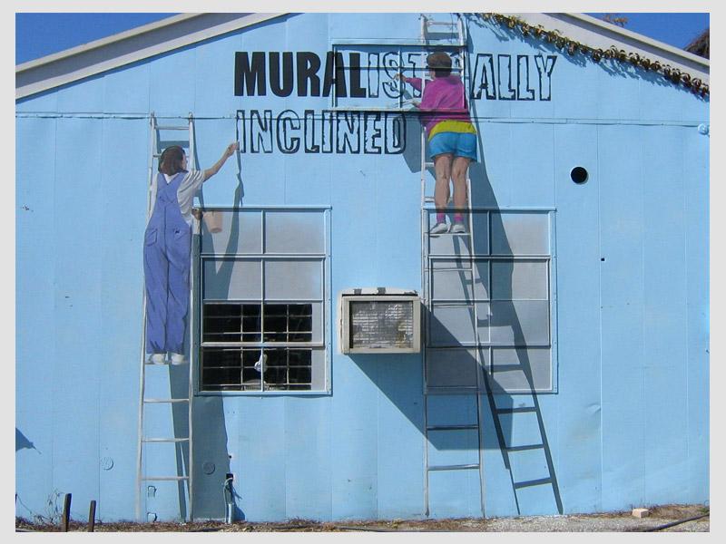 Sign Mural