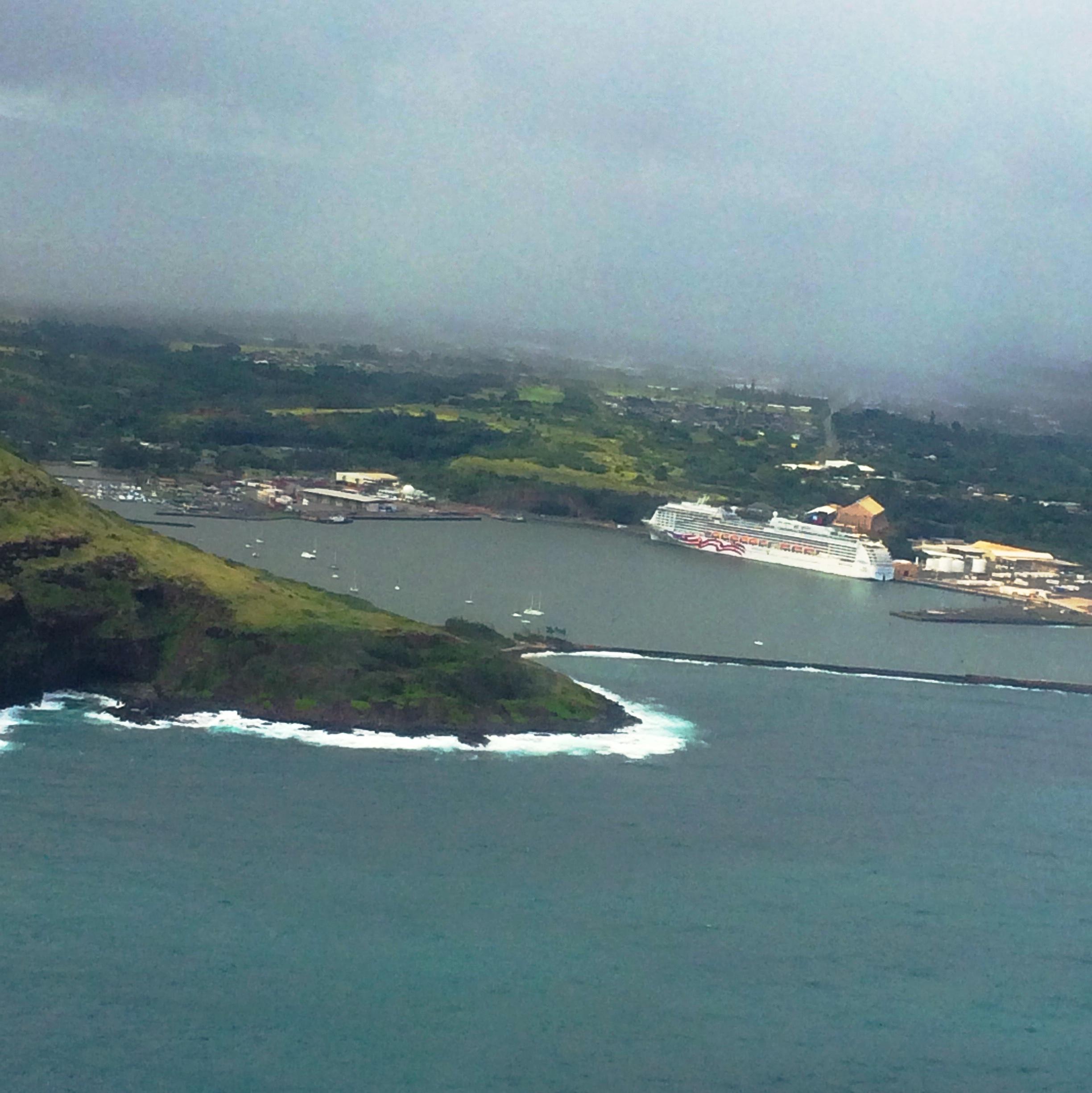 Nawiliwili Harbor, Kauai.