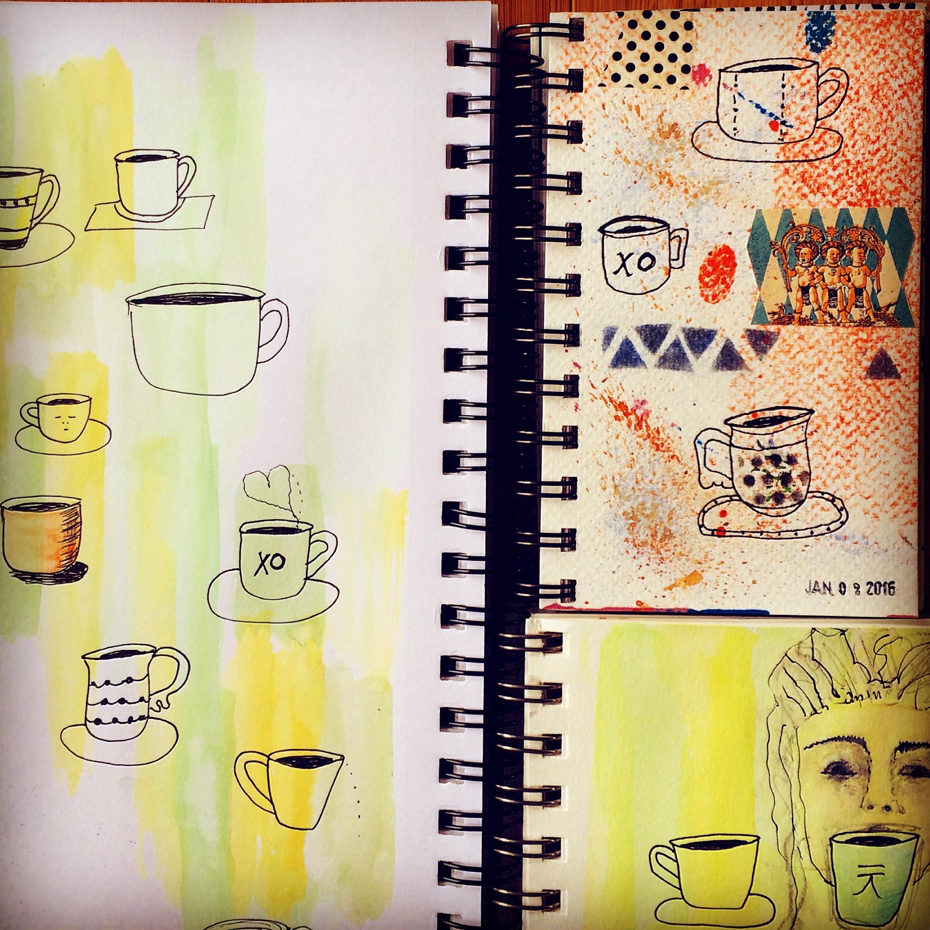 January 2 Topic: Teacup