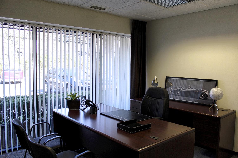 Windowed Office