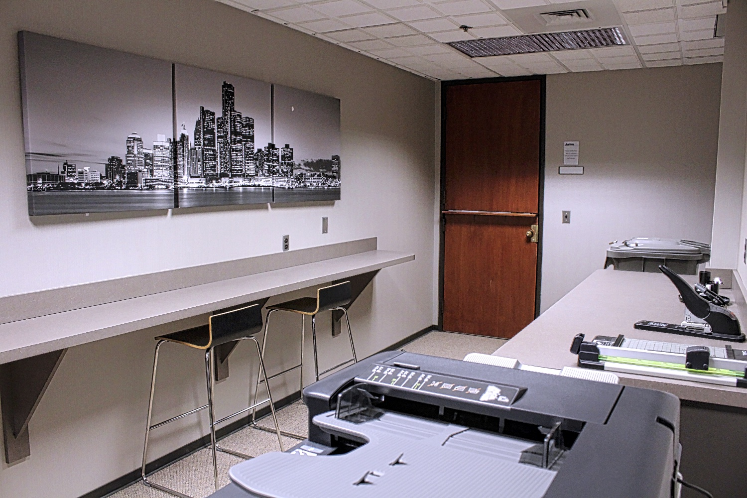 Business Services Area