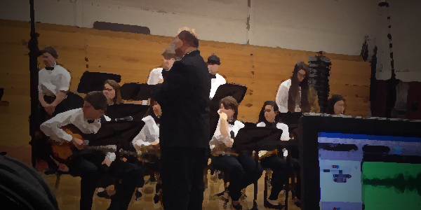 RecordME THS Band Concert.png
