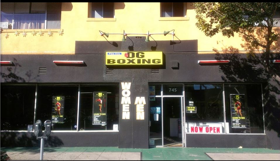 DG Boxing #2, 745 Pine Ave, Long Beach, CA 90813