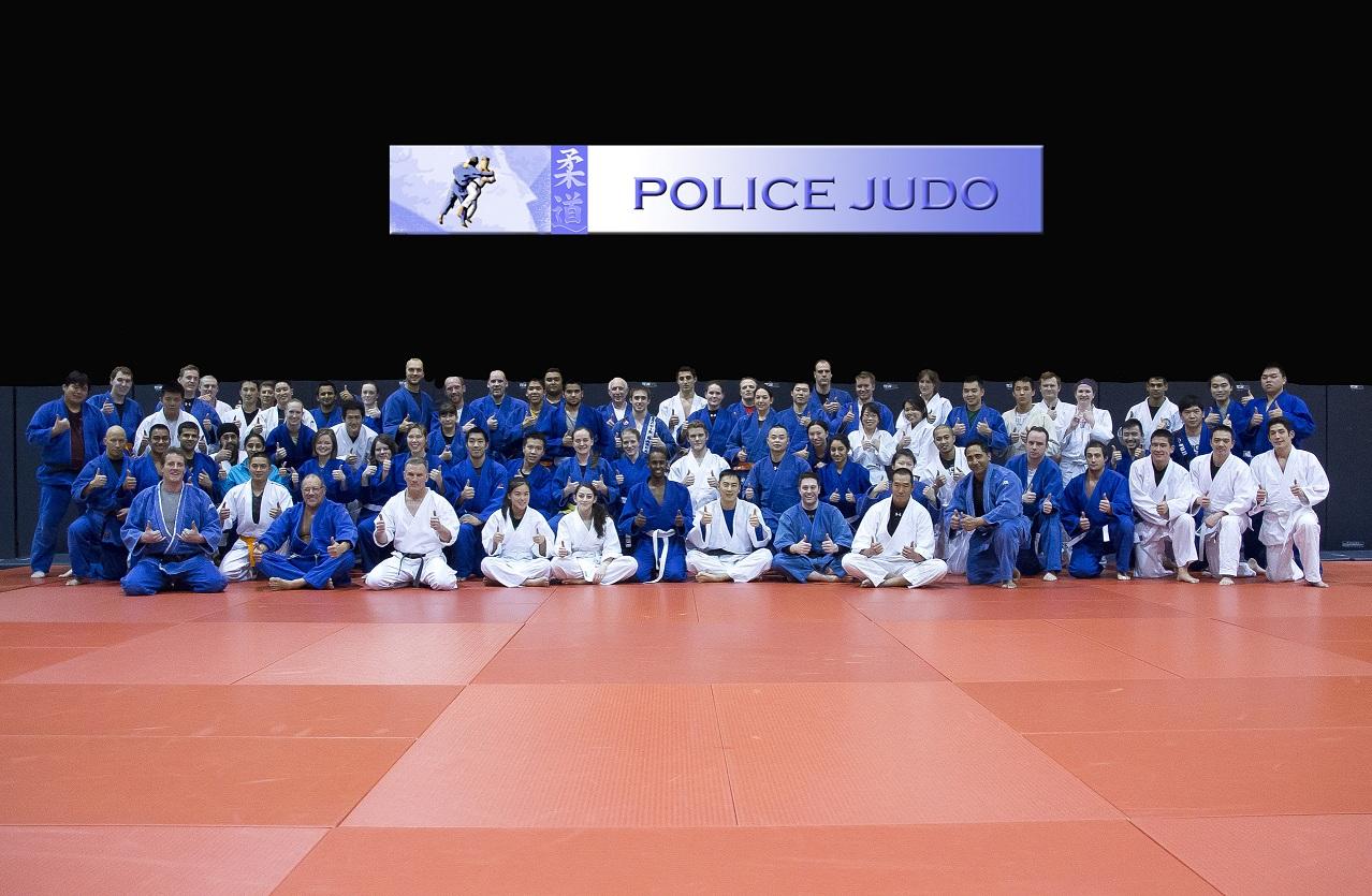 SFU Police Judo