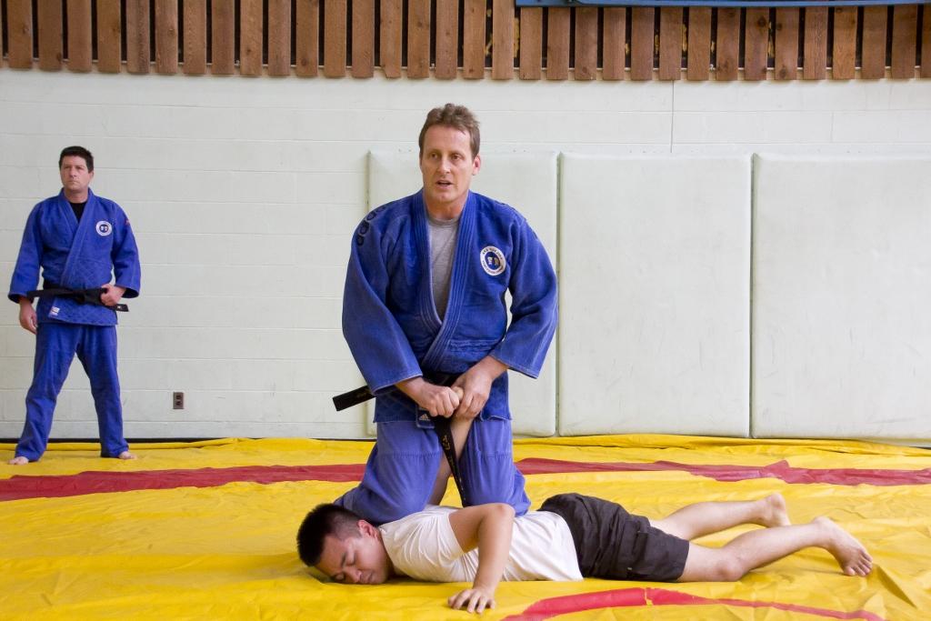 Yo Bro Youth Judo