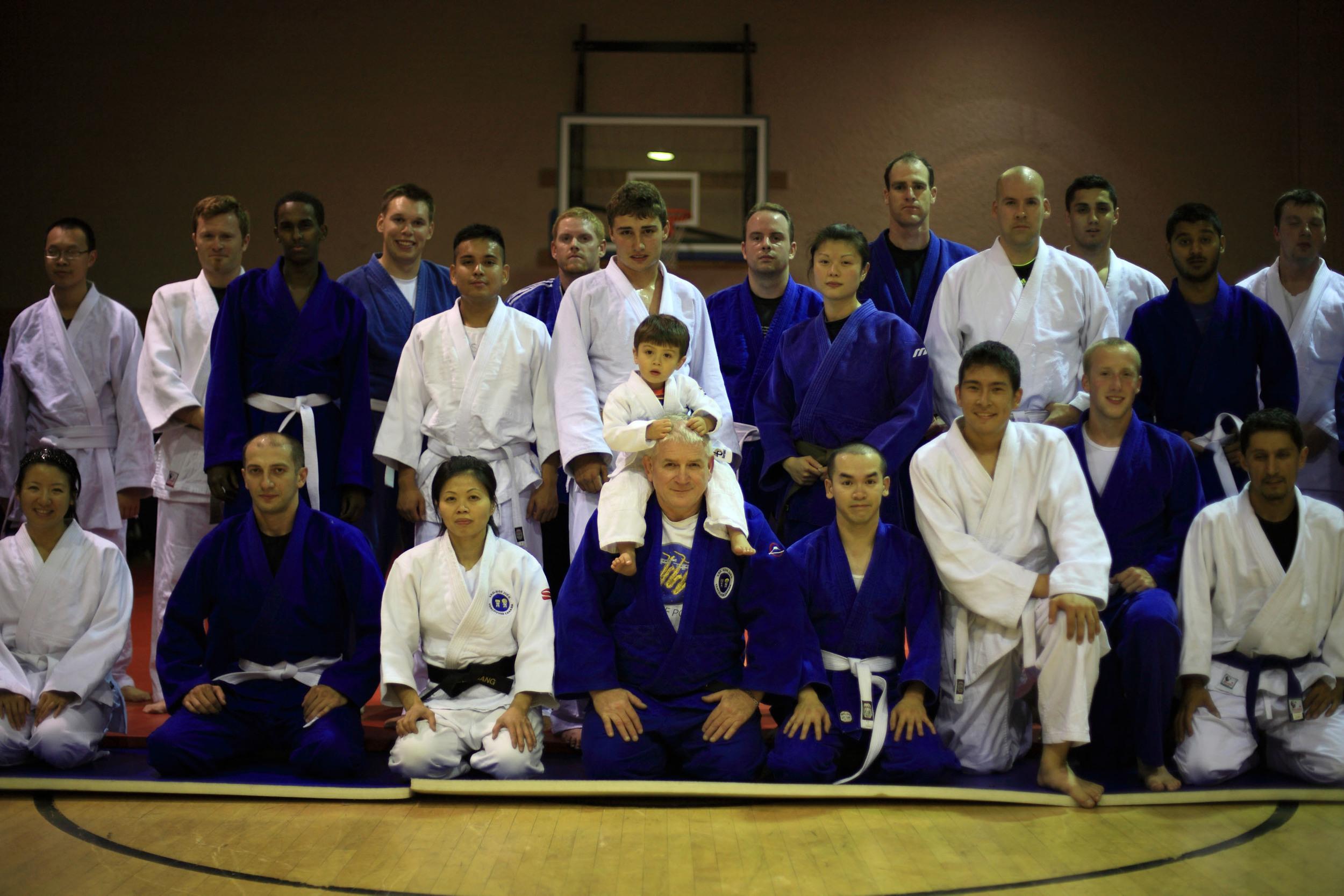 VPD Police Judo