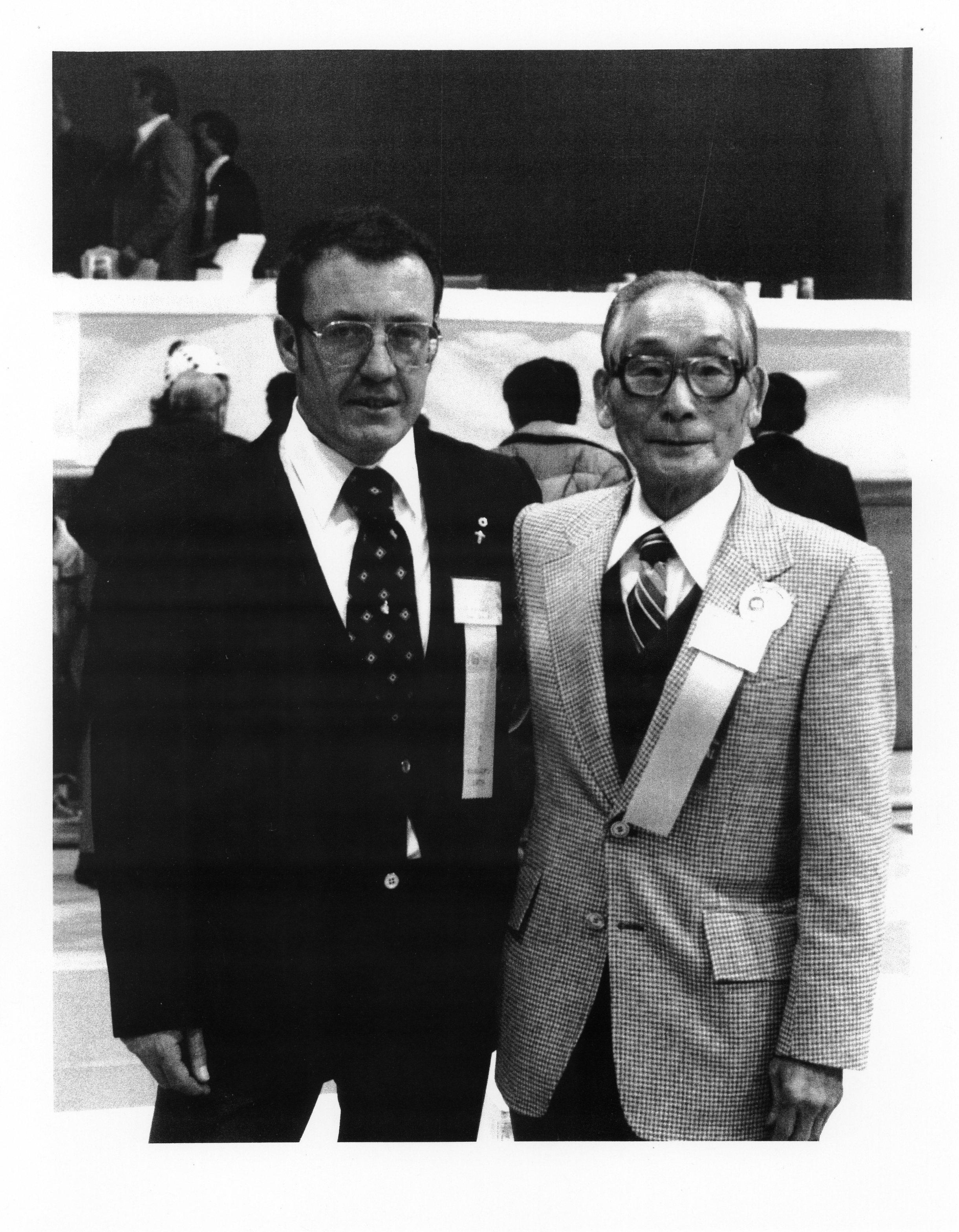 JAH & SASAKI SENSEI - PNE FORUM - 1980.jpg