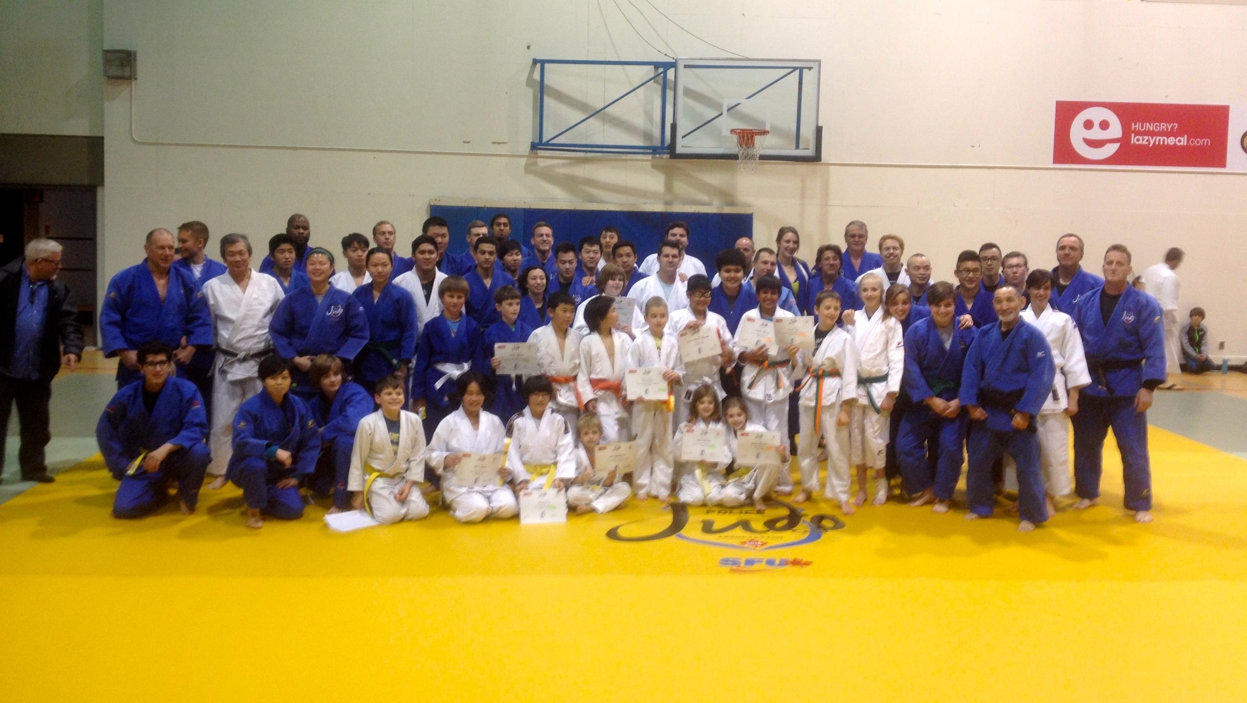 Police Judo Juniors
