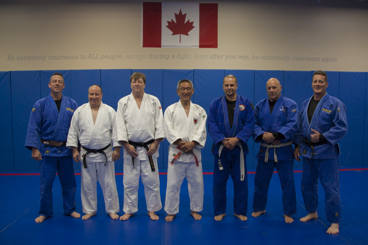 Participants  - Instructors - VPD Police Judo Clinic May 2018.jpg