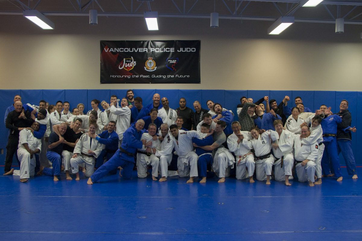 Twisted Up Group Photo May 2018 VPD Police Judo Clinic.jpg