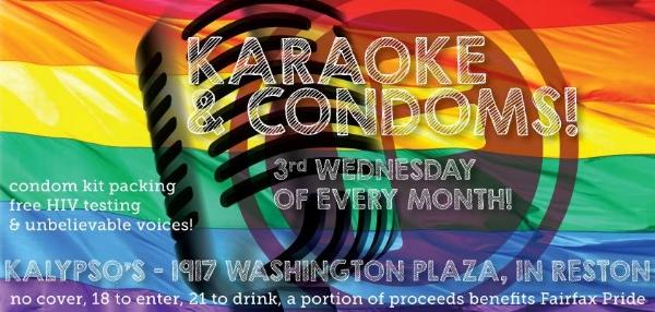 Join NOVA Pride March 19th for Pride Karaoke in Reston!