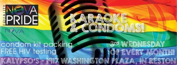Join NOVA Pride for Pride Month Karaoke June 18th!