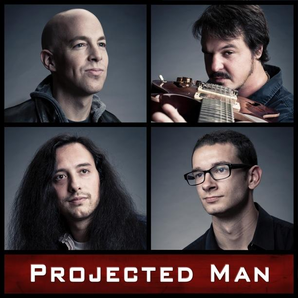 Projected Man